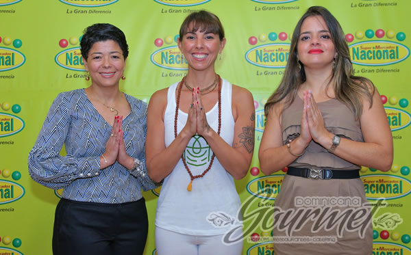 Photo of Supermercados Nacional anuncia la 2da Edición de su Yoga Master Class