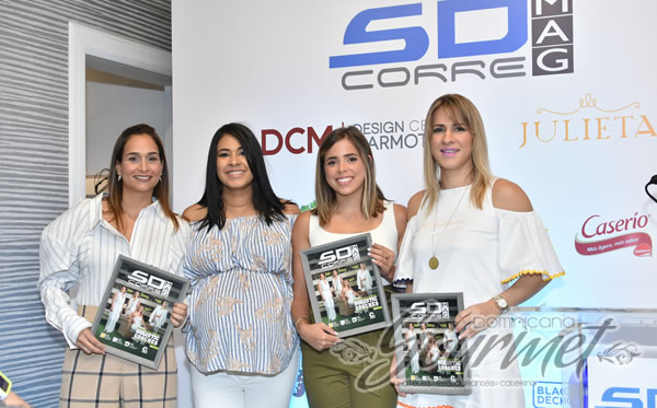 "Photo of SD Corre Mag realiza brunch saludable y presenta edición especial sobre ""Wellness y Nutrición"""