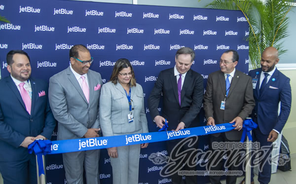 Photo of JETBLUE LANZA NUEVO SERVICIO ENTRE SANTIAGO, REPÚBLICA DOMINICANA Y FORT LAUDERDALE, FLORIDA