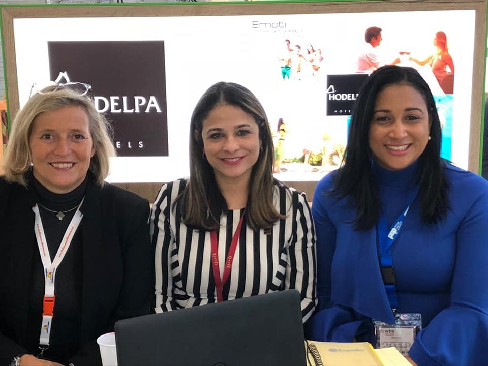 Photo of Destino Puerto Plata presente en la World Travel Market 2018